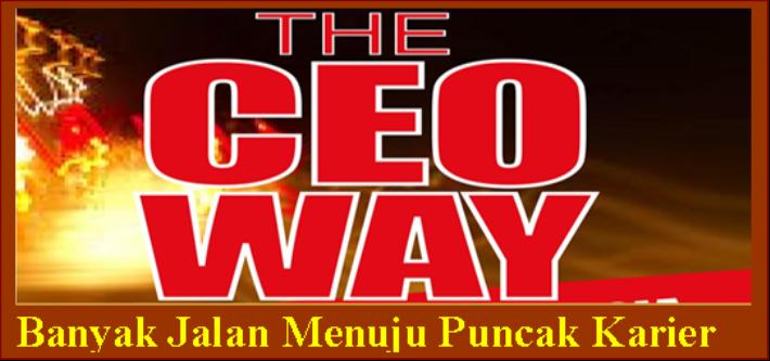 CEO Way...!