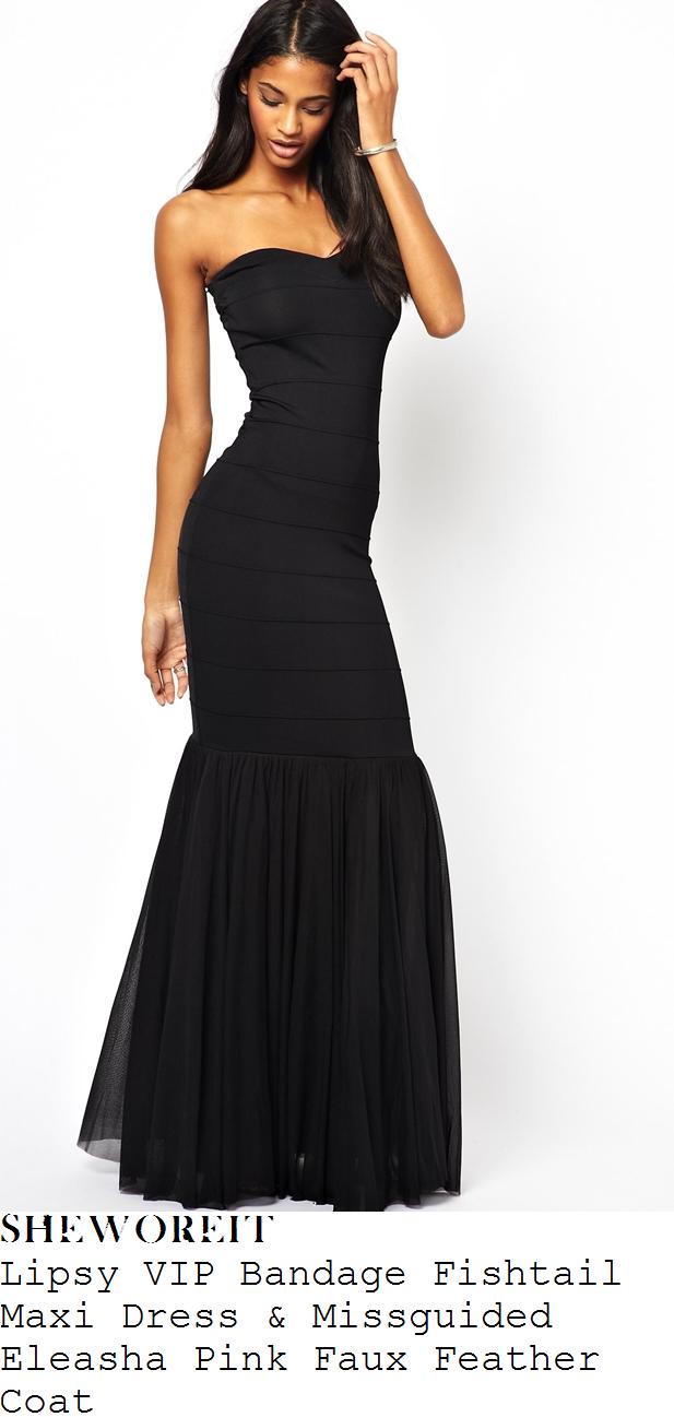 Vip maxi dress