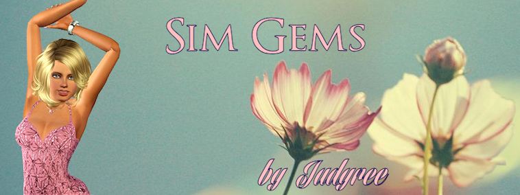 Sim Gems by Judyree