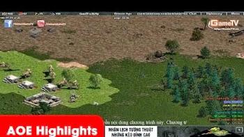 AOE Highlights - G_Ver cầm Palmyran chém một cách điên dại