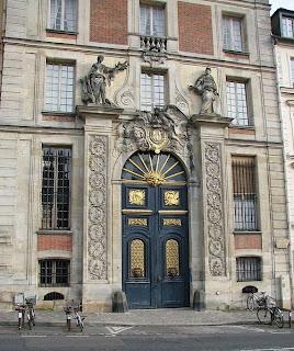 Hôtel de la Marine et des Affaires Étrangères Versailles - De la Zep aux Étoiles
