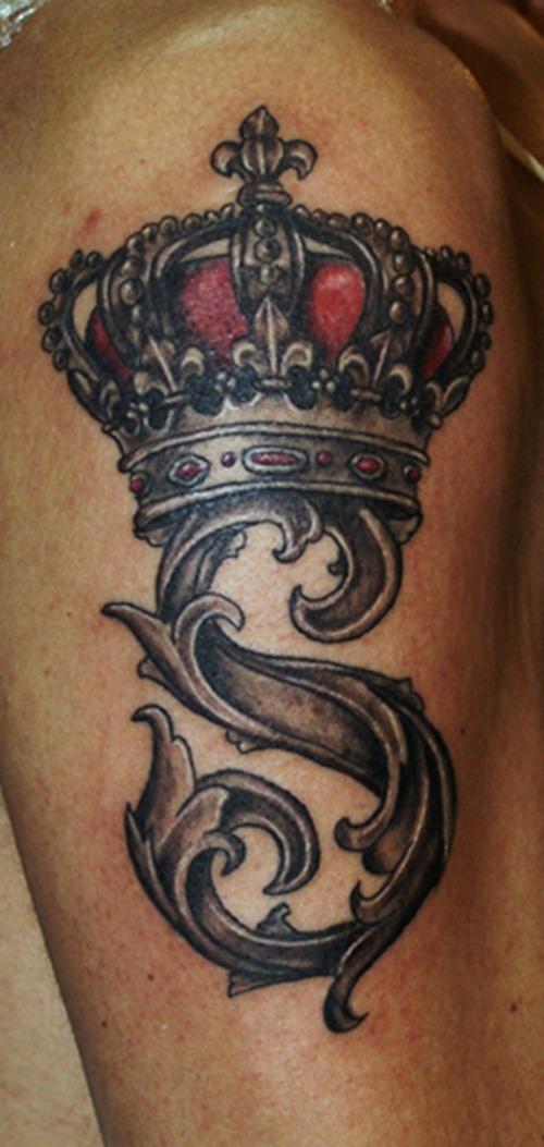 coroa de metal