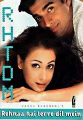 Rehnaa Hai Tere Dil Mein (2001)