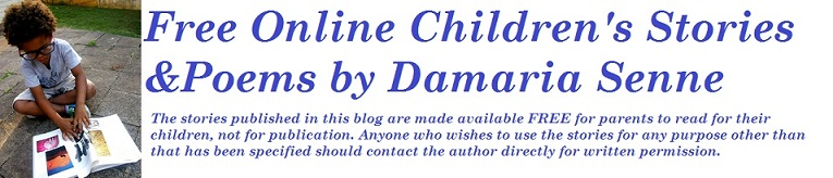 Children's & Poems By Damaria Senne