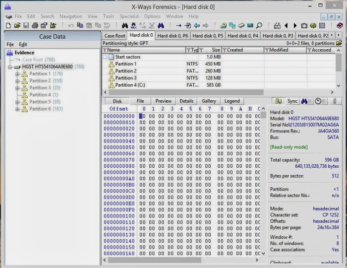 X ways forensics v13 0 sr 1