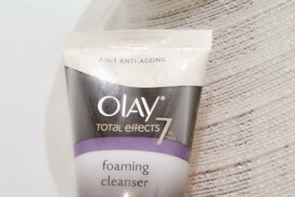 Olay Total Effect Foaming Cleanser 7 in 1 Anti Ageing