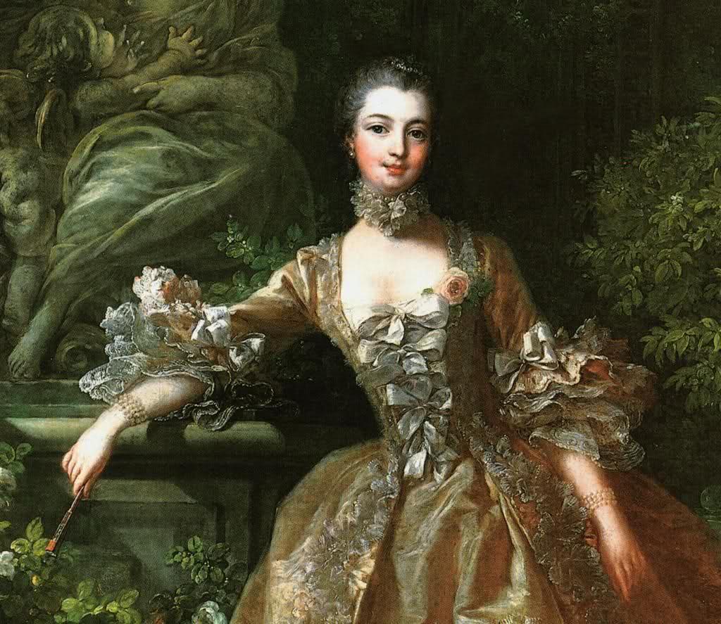 Resultado de imagen de mujeres siglo XVIII