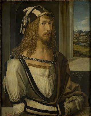 Albrecht Durer -  Selbstporträt,1498