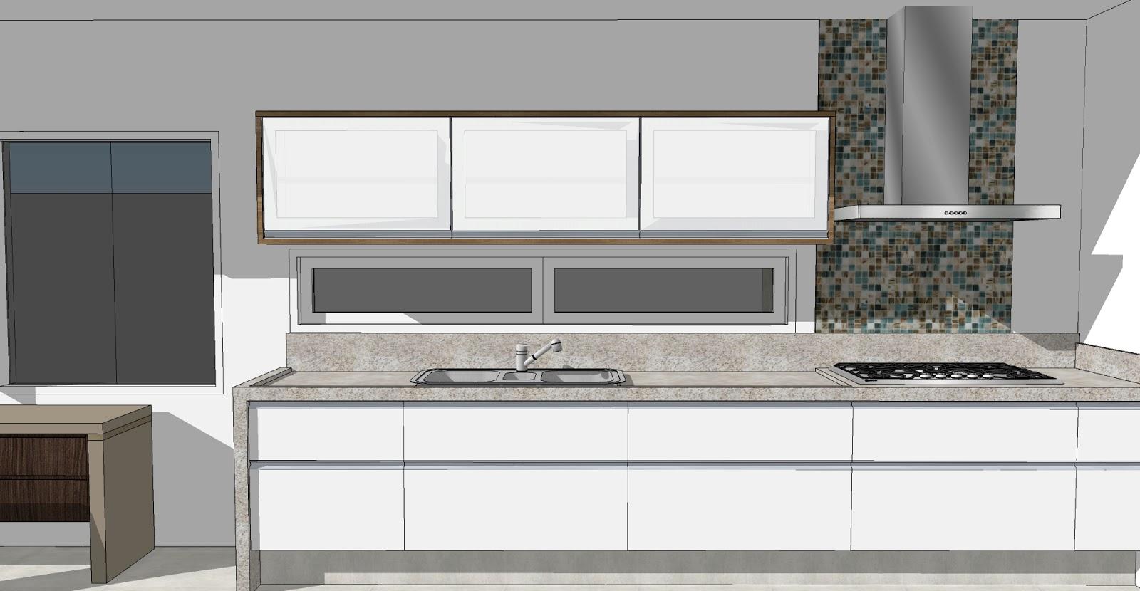 #5E4F3E Não gosto muito desses puxadores para os armários vocês conhecem  1600x830 px Projetos De Cozinhas Diferentes #515 imagens