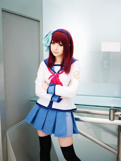 Angel Beats' Yurippe Cosplay by Ayano