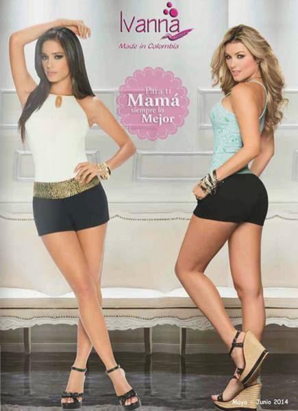 ivanna moda colombiana mayo-junio 2014