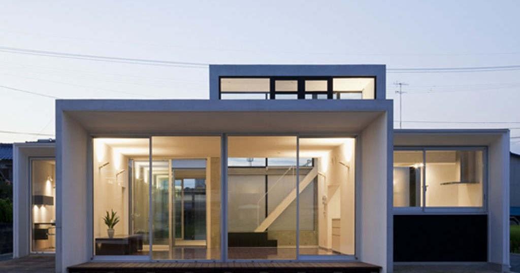 cvcurcor karakter model rumah minimalis modern