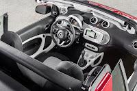 Smart ForTwo Cabrio (2016) Interior