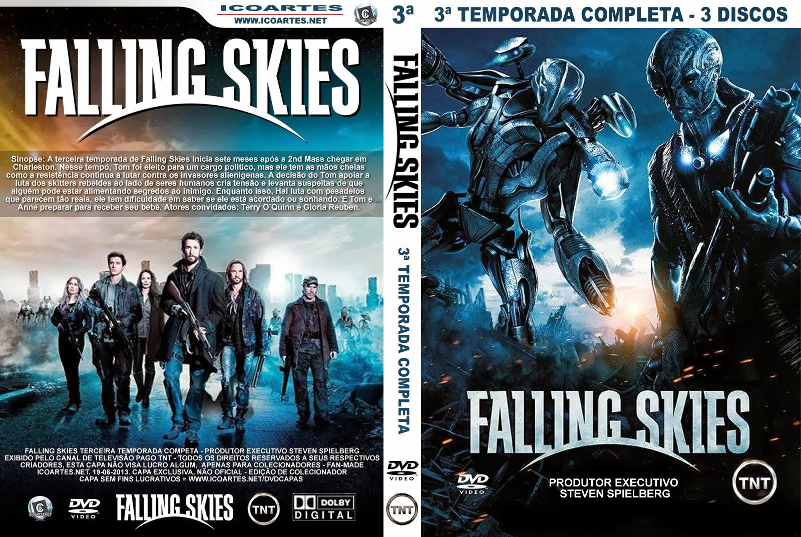 Falling sky season 3 dvd / Assassinio sul nilo cast completo