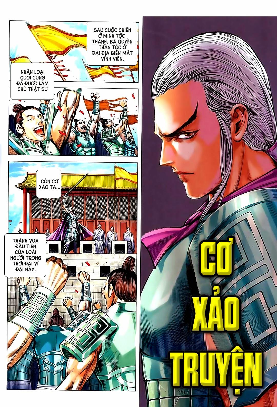 Phong Thần Ký Chap 182 - Trang 2