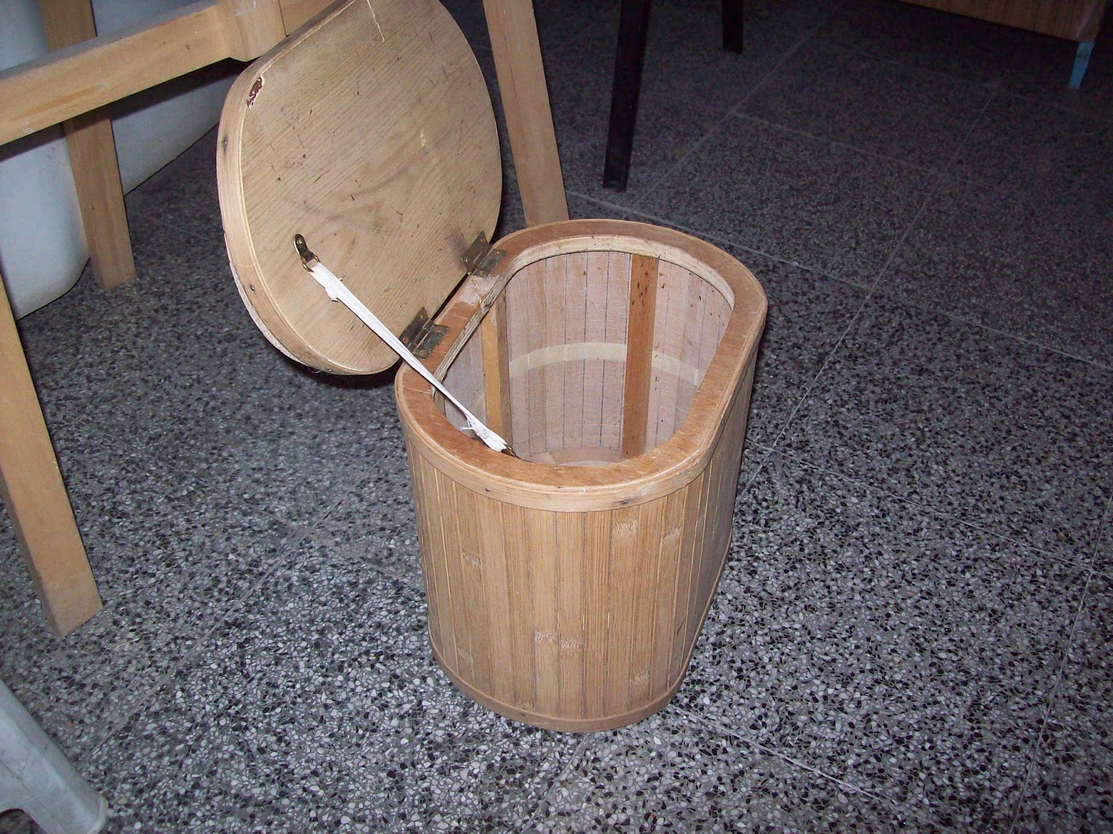 restauraci n de cosas antiguas caja de madera