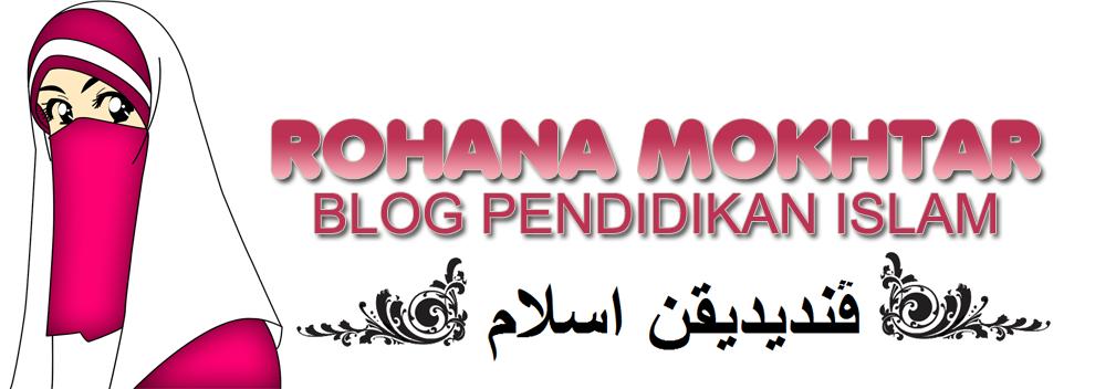 Blog Pendidikan Islam
