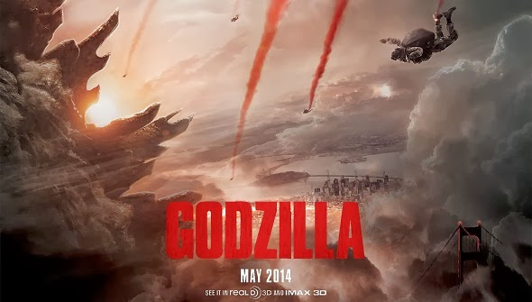 Godzilla Upcoming Monster Sci-Fi Film