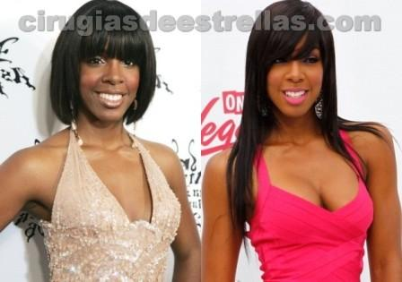 Kelly Rowland antes despues
