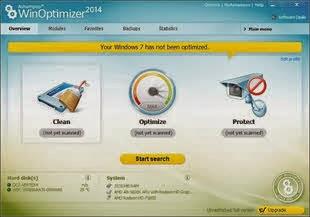 Ashampoo WinOptimizer 2014