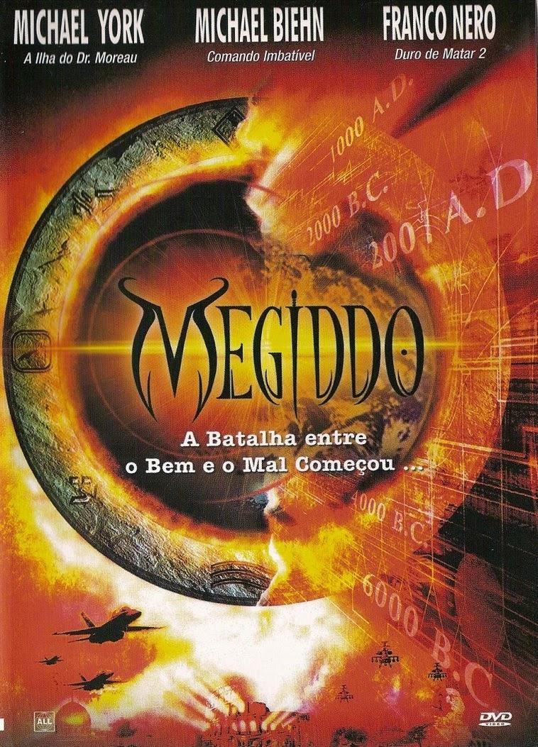 Megiddo: Código Omega – Dublado (2001)