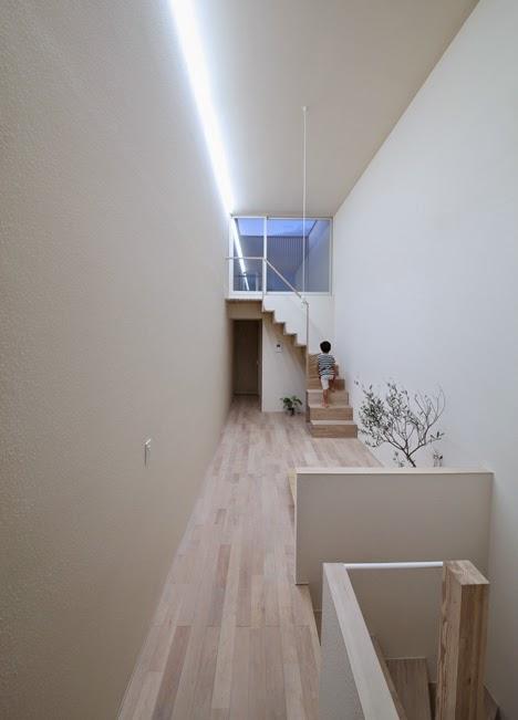 Rumah Minimalis di Lahan 3x21 Meter 5