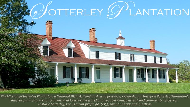 Sotterley Plantation 1703