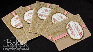 Apothecary Art Congratulations Cards for Joining Stampin' Up!