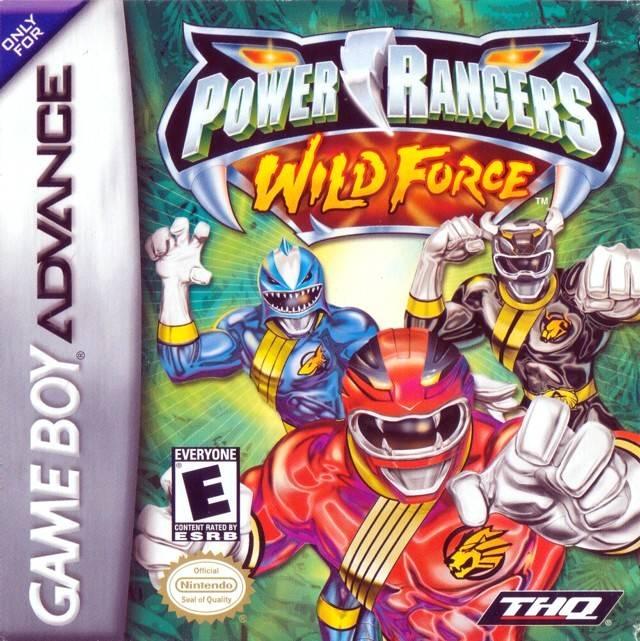 Free Download Game Power Ranger Psx
