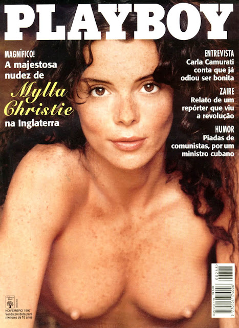 Mylla Christie - Playboy 1997