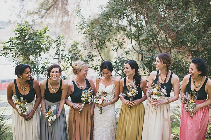 The Bride Loves Fashion bridesmaid separates
