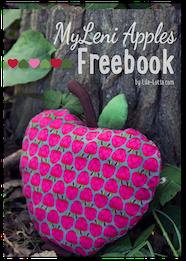Freebook Apfel - Kissen
