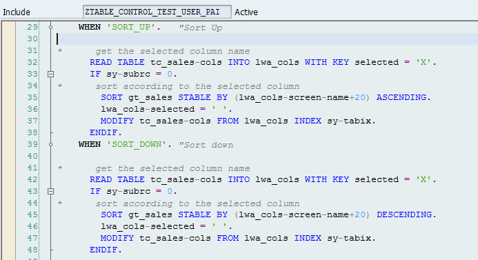 table-control-button-abap-logic