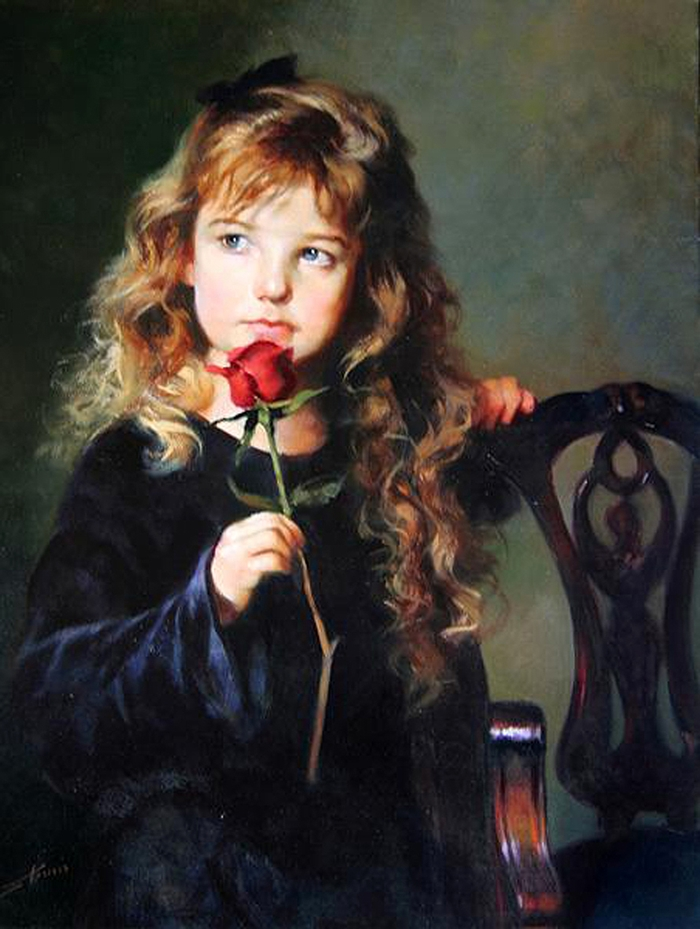 Gianni Strino 1953 | Italian Figurative painter