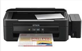 Epson L350 Adjustment Program