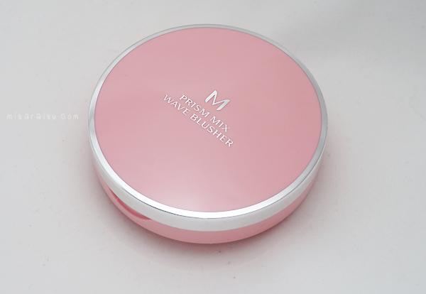 missha pink blush