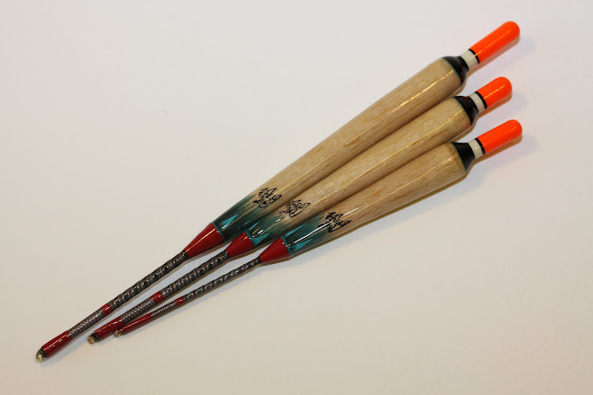 Kingfisher Feather, Balsa Bodied, Carbon Stem Stick Floats