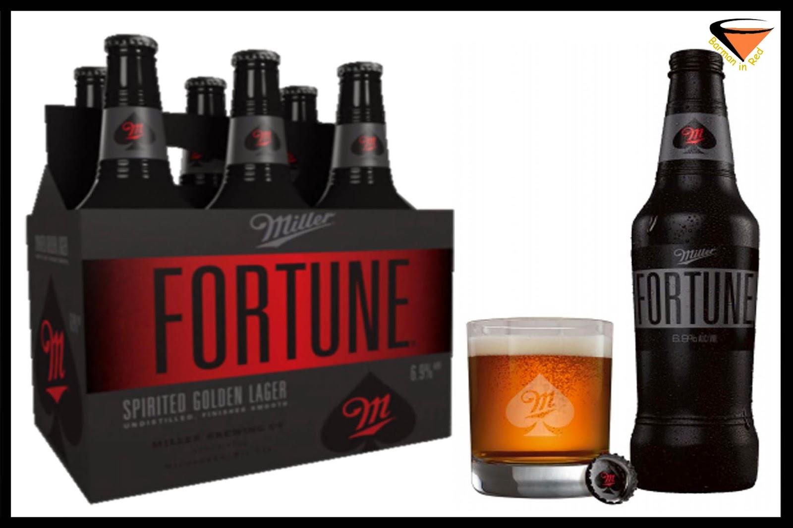 Cerveza Fortune Miller
