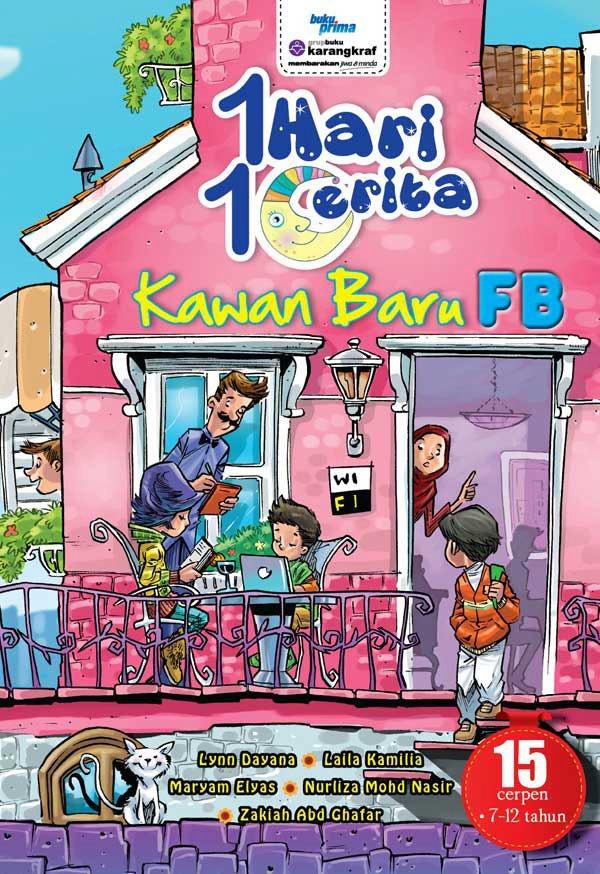 Sudi-Sudikan MENGUNDI buku 1 Hari 1 Cerita: Kawan Baru FB Untuk Anugerah Buku PNM-RTM 2013