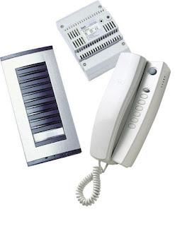 The KIT2SBPT - BPT two Way Audio Door Entry Kit