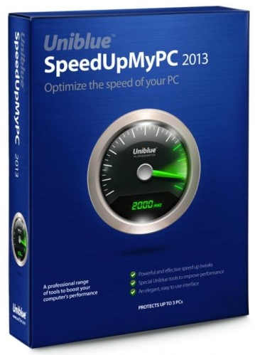 Uniblue SpeedUpMyPC 2013 5.3.8.5 Final