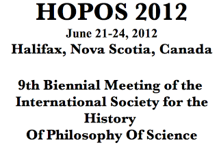 int'l conference philosophy history of science
