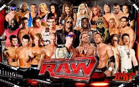 WWE Raw 19/08/2013