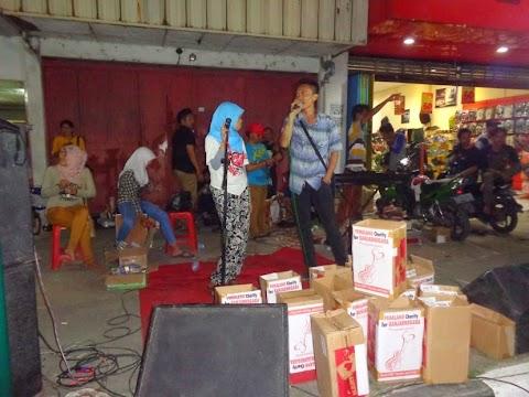 Galang Dana Longsor di Banjarnegara