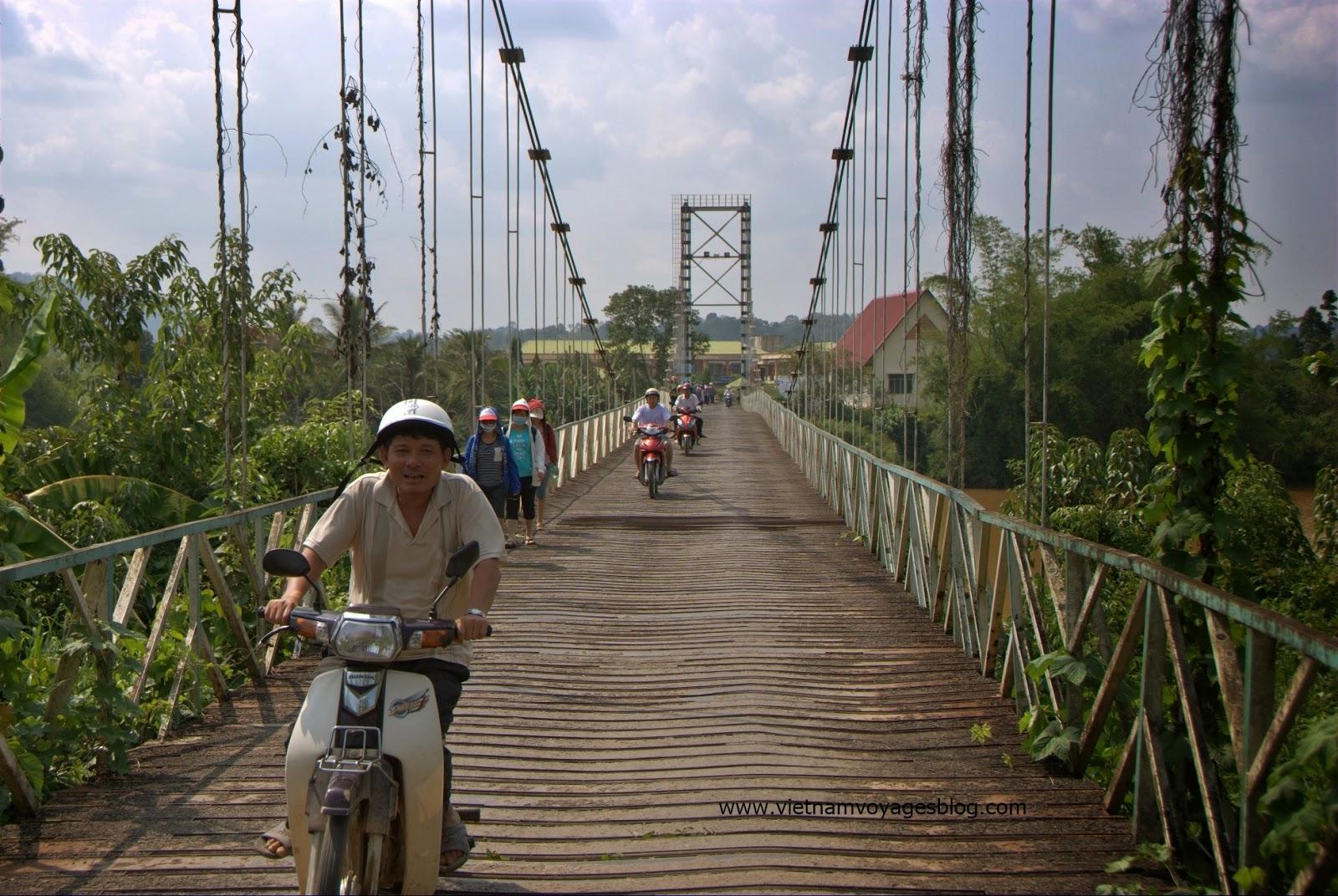 Khảo sát tuyến du lịch hai ngày một đêm tại Nam Cát Tiên, Đồng Nai