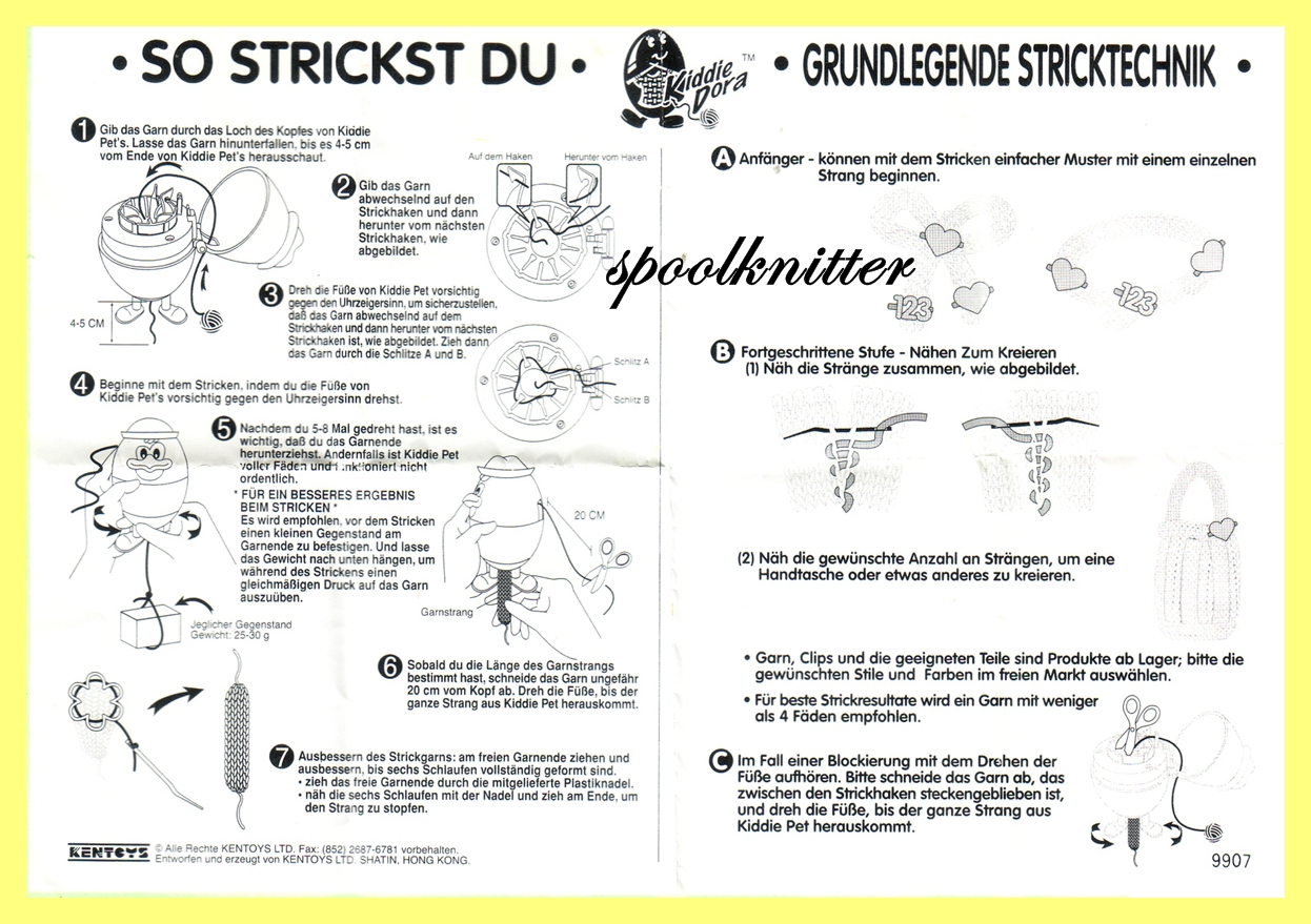 Knitting Diagrams : Knitting machine instructions sweater jeans and boots