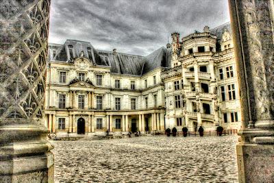 chateau Blois Francia
