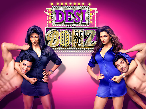 Desi Boyz Hot Poster1 - Desi Boyz Hot Poster