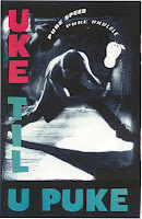 Portada del single Pure Speed, Pure Ukulele de Uke Til U Puke (1991)