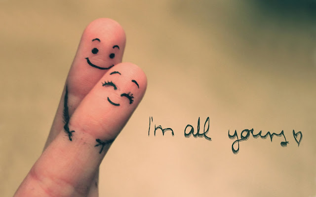 Im All Yours Fingers